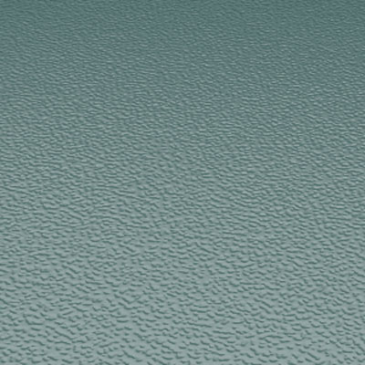 Roppe Rubber Tile 900 - Hammered Design (995) Hunter Green Rubber Flooring