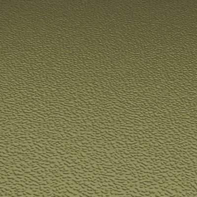 Roppe Rubber Tile 900 - Hammered Design (995) Olive Rubber Flooring