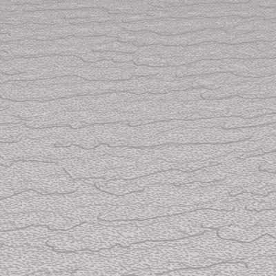 Roppe Rubber Tile 900 - Slate Design (991) Smoke Rubber Flooring