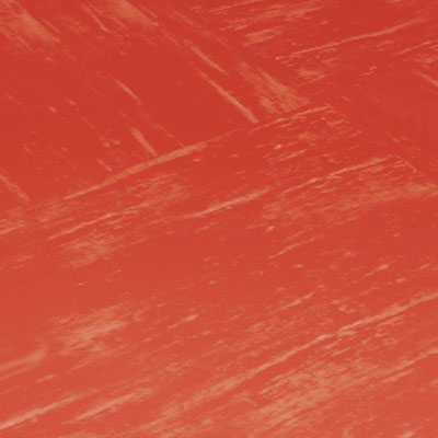 Roppe Rubber Tile 900 - Smooth Finish (978) Tangerine Rubber Flooring