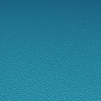 Roppe Rubber Tile 900 - Textured Design (993) Tropical Blue Rubber Flooring