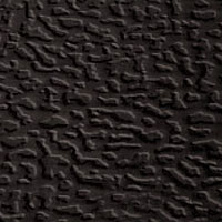Roppe Spike/Skate Resistant Rubber Tile Black Rubber Flooring