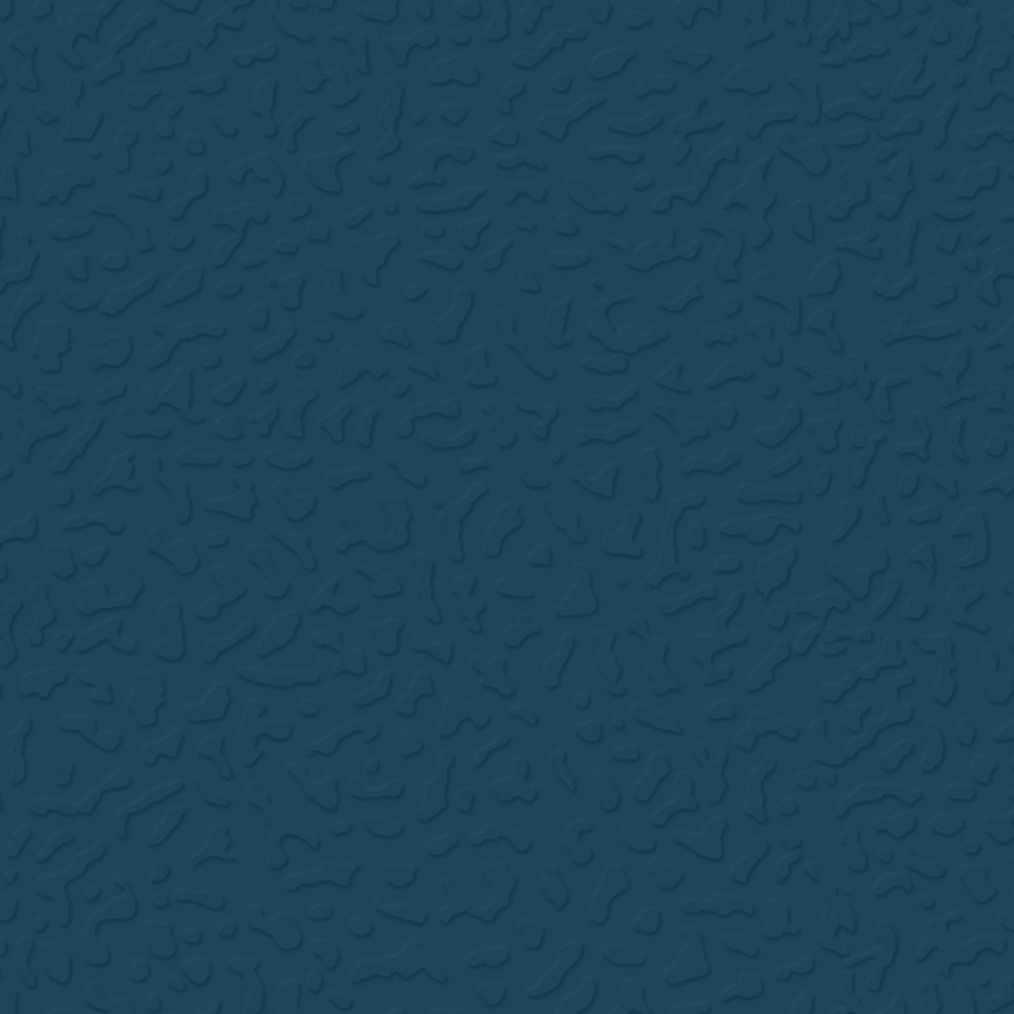Roppe Rubber Tile 900 - Textured Design (993) Blue Rubber Flooring