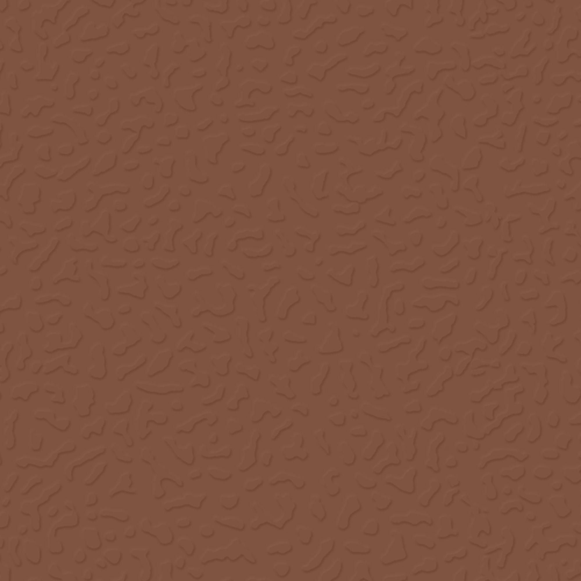 Roppe Rubber Tile 900 - Textured Design (993) Nutmeg Rubber Flooring