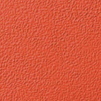 Roppe Rubber Tile 900 - Textured Design (993) Tangerine Rubber Flooring