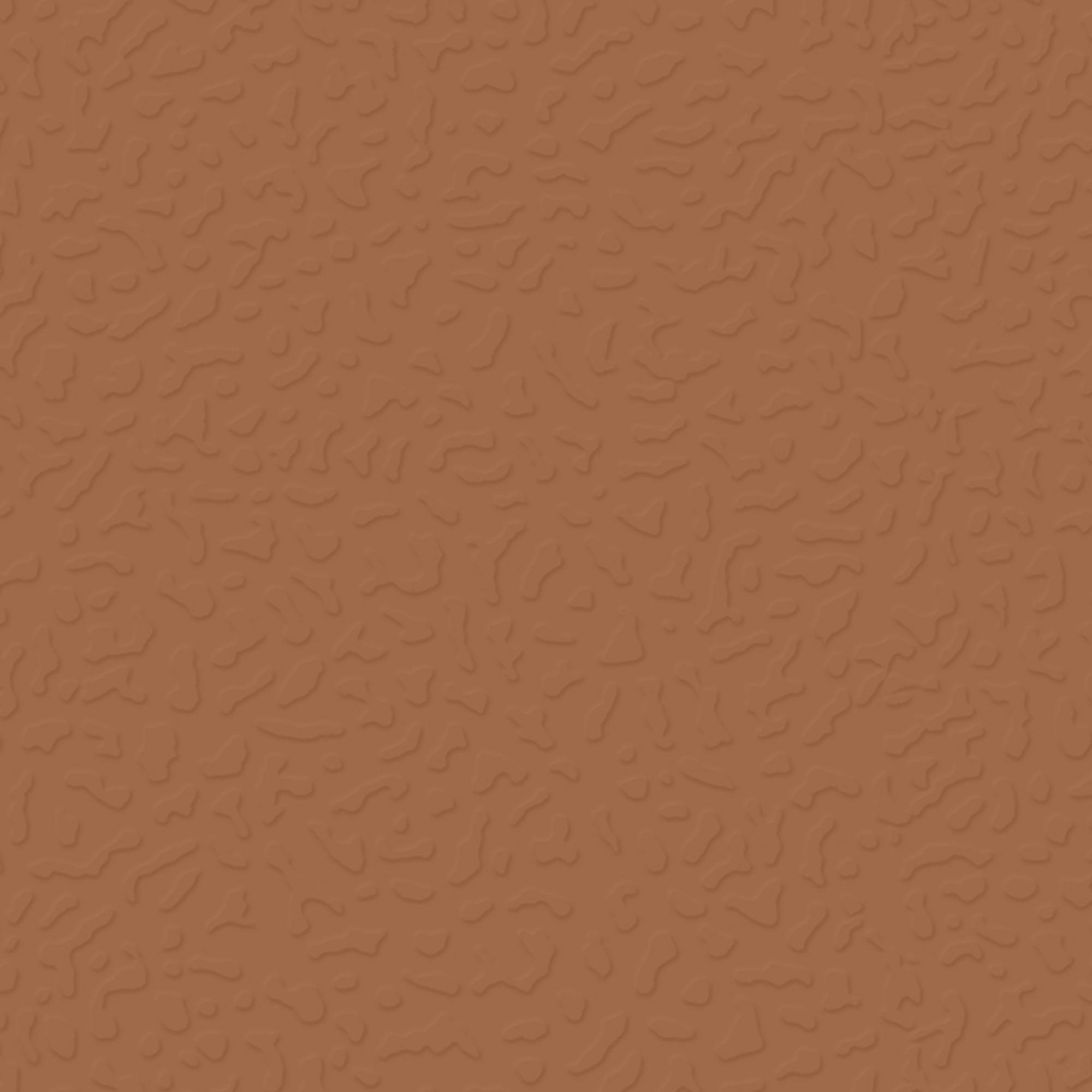 Roppe Rubber Tile 900 - Textured Design (993) Terracotta Rubber Flooring