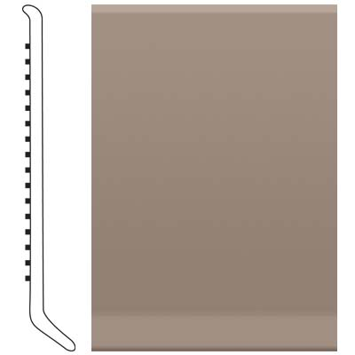 Roppe 700 Series Rubber Toe Base 6 Fawn Rubber Flooring