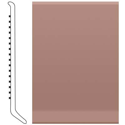 Roppe 700 Series Rubber Toe Base 6 Golden Honey Rubber Flooring