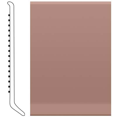 Roppe Pinnacle Rubber Cove Base 5-1/2 Golden Honey Rubber Flooring