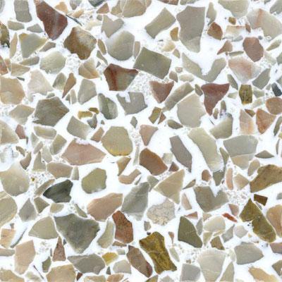 Fritztile Classic Terrazzo 3/16 Dawn Tile & Stone