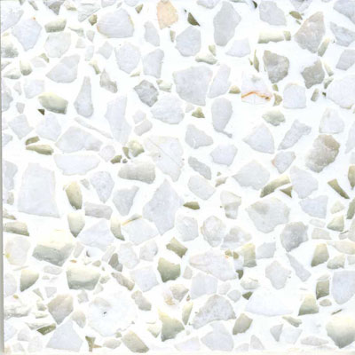 Fritztile Recycled Glass 3/16 Cloud Tile & Stone