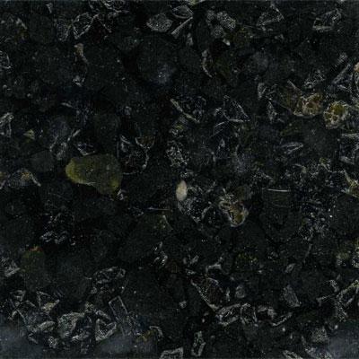 Fritztile Recycled Glass 3/16 Dark Ice Tile & Stone