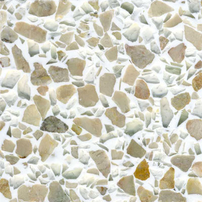 Fritztile Recycled Glass 3/16 Desert Tile & Stone