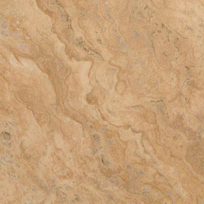 Amtico Spacia Stone 12 x 18 Bias Travertine Sand Vinyl Flooring
