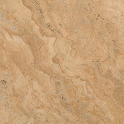 Amtico Spacia Stone 18 x 18 Bias Travertine Sand Vinyl Flooring
