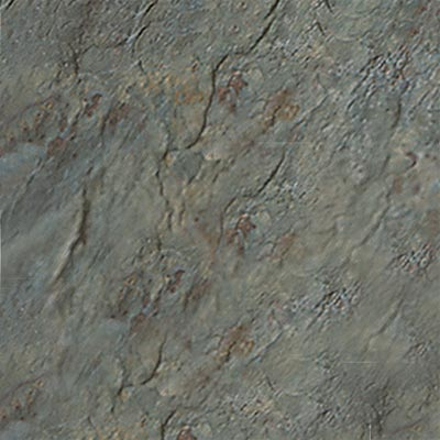 Amtico Slate 12 x 18 Norwegian Slate Silver Vinyl Flooring