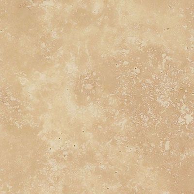 Amtico Travertine 18 x 18 Travertine Honey Vinyl Flooring
