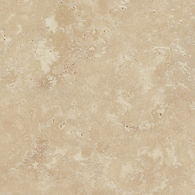 Amtico Stone 12 x 12 Travertine Ivory Vinyl Flooring