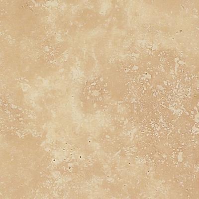 Amtico Stone 18 x 18 Travertine Honey Vinyl Flooring
