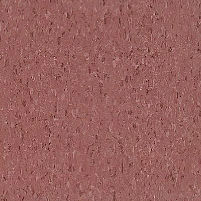 Armstrong Commercial Tile - Imperial Texture Cayenne Red (Sample) Vinyl Flooring