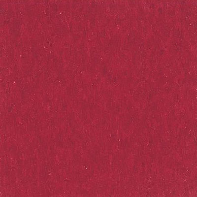 Armstrong Commercial Tile - Imperial Texture Cherry Red (Sample) Vinyl Flooring