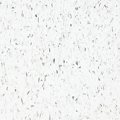 Armstrong Commercial Tile - Imperial Texture Classic White (Sample) Vinyl Flooring