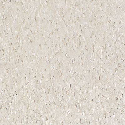 Armstrong Commercial Tile - Imperial Texture Pearl White (Sample) Vinyl Flooring