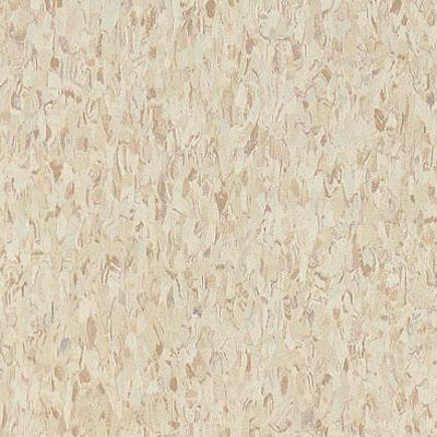 Armstrong Commercial Tile - Imperial Texture Sandrift White (Sample) Vinyl Flooring