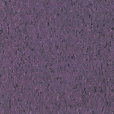 Armstrong Commercial Tile - Imperial Texture Tyrian Purple (Sample) Vinyl Flooring