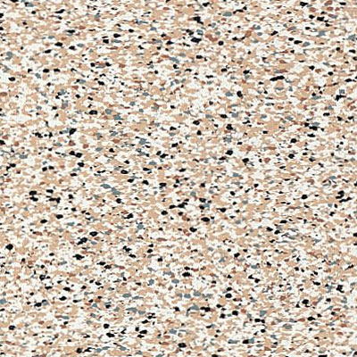 Armstrong Commercial Tile - Safety Zone Cobblestone Peach (Sample) Vinyl Flooring