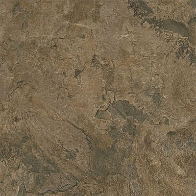 Armstrong Alterna Mesa Stone Tile Chocolate (Sample) Vinyl Flooring