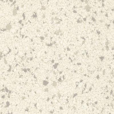 Azrock Cortina Grande Cinder White Vinyl Flooring