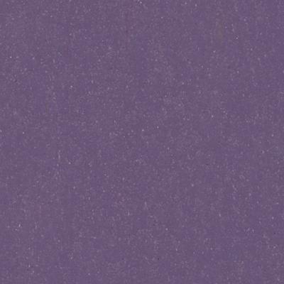 Azrock Solid Colors Grape Ice Vinyl Flooring