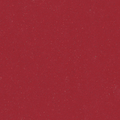 Azrock Solid Colors Rio Red Vinyl Flooring