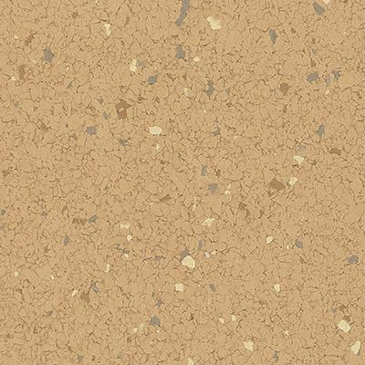 Azrock SVT Solid Vinyl Tile Cortina Grande Golden Vinyl Flooring