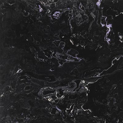 Burke MarbHD High Definition 20 x 20 Vulcanized Rubber Black Onyx Rubber Flooring