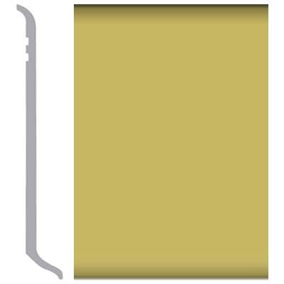 Burke Mercer Vinyl Wall Base Type TV .080 Cove Base 4 Gold Metallic Vinyl Flooring