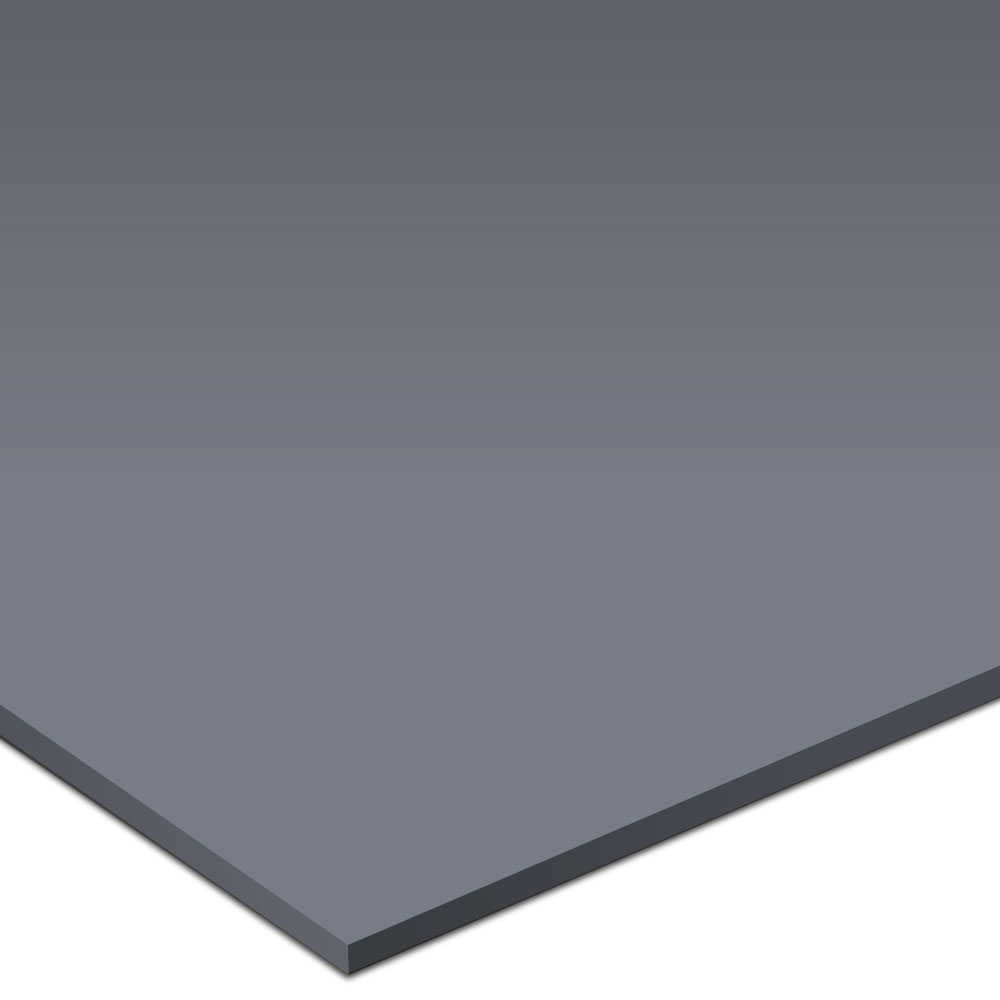 Burke Solid Color Rouleau Round 20 x 20 Vulcanized Rubber Rocky Rubber Flooring