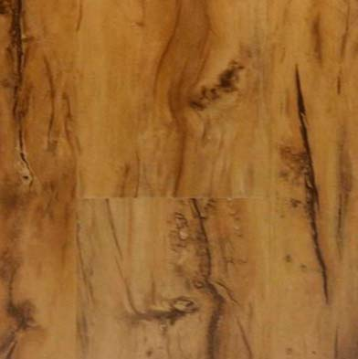 Chesapeake Flooring Casa Click Plank Spalted Maple Sunrise Vinyl Flooring