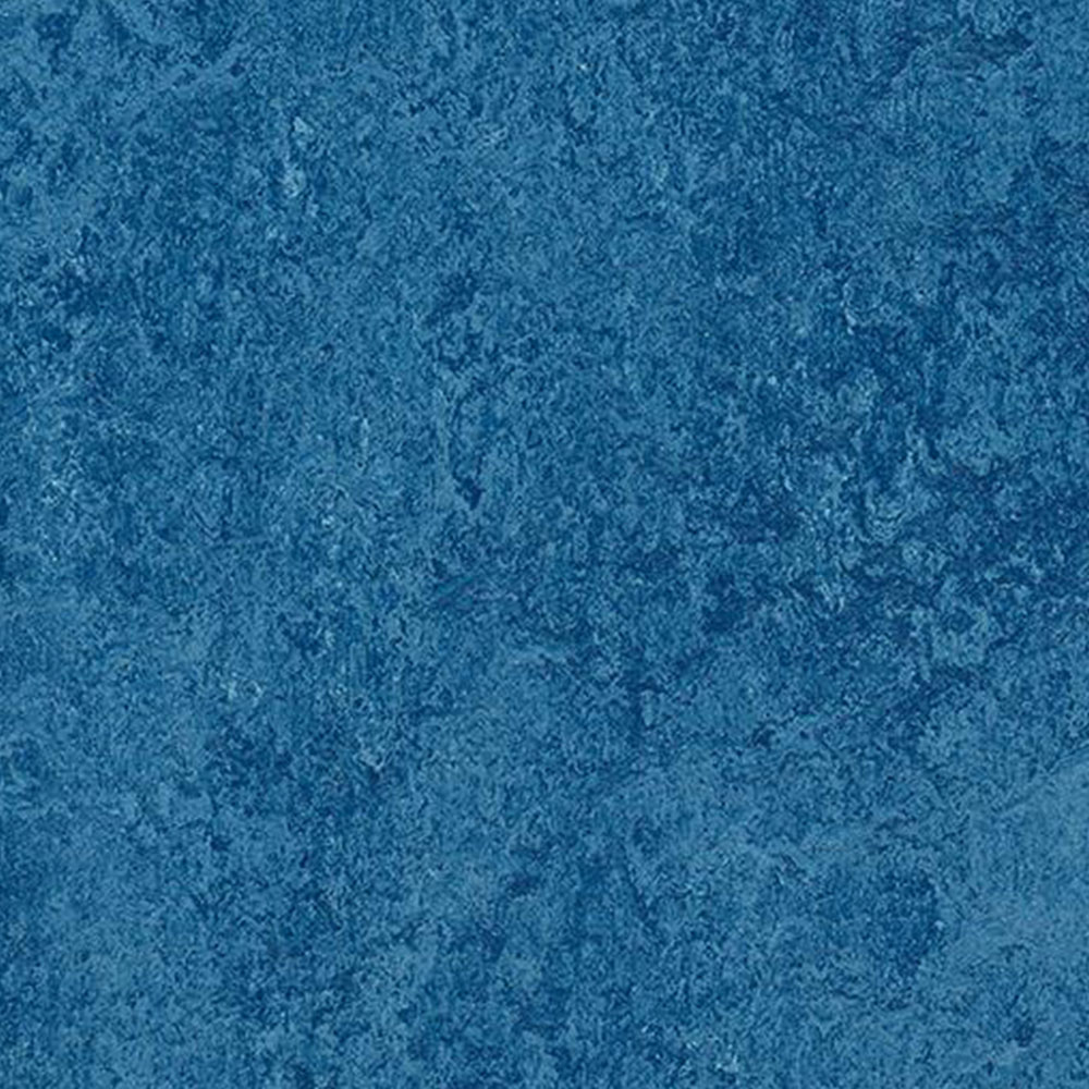 Forbo Marmoleum Modular Colour 10 x 10 Blue
