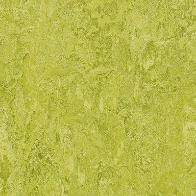Forbo Marmoleum Modular Colour 10 x 10 Chartreuse