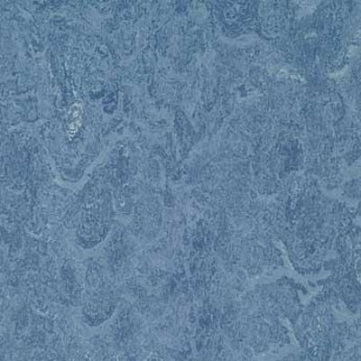 Forbo Marmoleum Composition Tile (MCT) Fresco Blue Vinyl Flooring