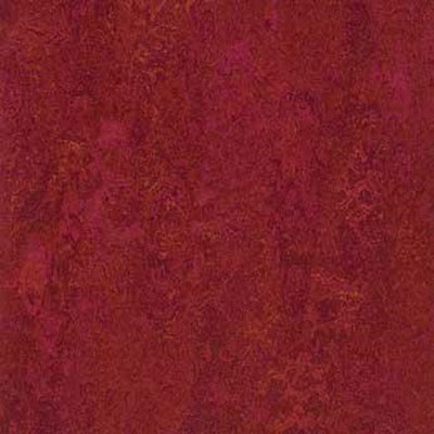 Forbo G3 Marmoleum Dual Tile 13 x 13 Red Amarant Vinyl Flooring
