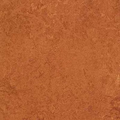 Forbo G3 Marmoleum Dual Tile 20 x 20 Rust Vinyl Flooring