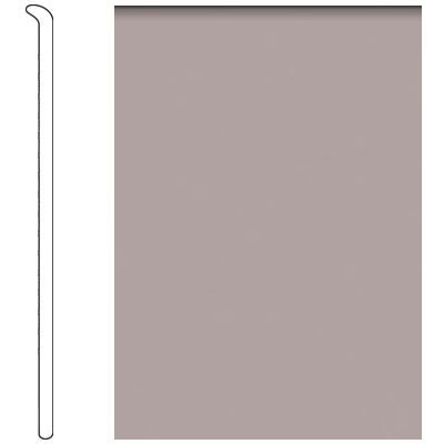 Forbo 4 Inch Straight Toe Base Heather Mist Vinyl Flooring