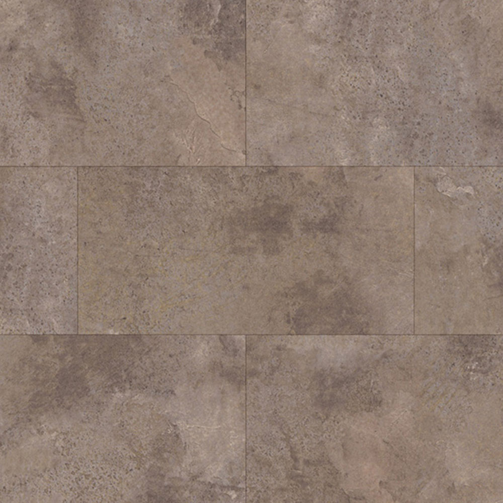 Metroflor Engage Select Uniclic Tile Sterling Vinyl Flooring