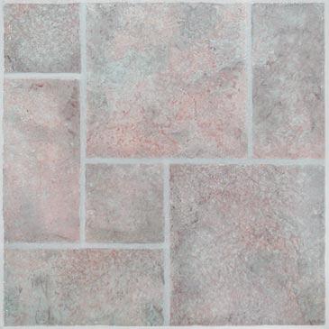 Metroflor American Collection - Random Tumbled Stone San Marino Vinyl Flooring