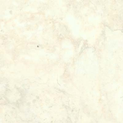 Nafco PermaStone Tumbled Marble 16 x 16 GroutFit Ivory Vinyl Flooring