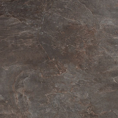 Nafco Permastone Modern Slate GroutFil Charcoal Vinyl Flooring