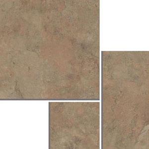Nafco PermaStone Modular Bombay Aged Copper Vinyl Flooring